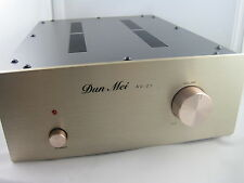 Finished 6N11 Tube X-10D Buffer Pre AMP Base on Musical Fidelity-Golden front