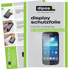 6x dipos Samsung Galaxy Core LTE matte Displayschutzfolie Antireflex Testsieger