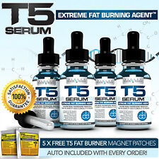 X4 EXTREME T5 FAT BURNERS SERUM XT- 100% LEGAL DIET/SLIMMING PILLS ALTERNATIVE