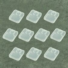 20pcs TF Micro SD SDHC Memory Card Plastic Case White  F