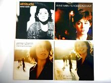 ~ LOT Collector - Port 0€ ~ ANNE WARIN : 4 CD (2 x PAROLES LIONEL FLORENCE)
