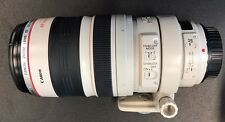 Canon EF 100-400 mm f/4.5-5.6 L IS USM objetivamente 1a estado!