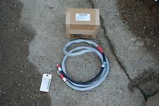 CCI ROYAL EXCELENE 4/0 AWG BATTERY CABLE  9.5'  W/aluminum MESH SHEILD AND LUGS