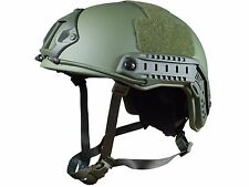 Bullet proof helmet | Ballistic NIJ IIIA | ARCH high cut | Size L&XL Free ship