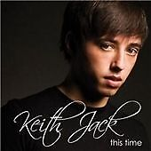 Keith Jack - This Time (2008) Brand New Sealed