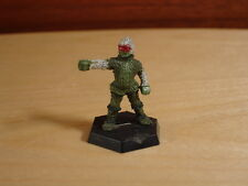 Doctor Dr Who Martian Ice Warrior One Arm Raised, Metal Miniature, Painted RPG