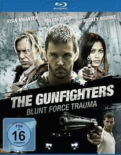 The Gunfighters - Blunt Force Trauma Blu-Ray - Mickey Rourke Adrenalinrausch pur