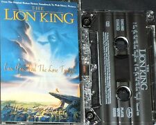 ELTON JOHN CAN YOU FEEL THE LOVE TONIGHT LION KING CASSETTE SINGLE