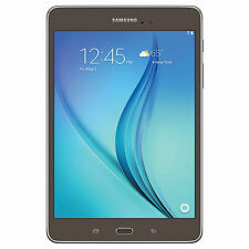 Samsung Galaxy Tab A 8 in. Tablet Smoky Titanium -16GB Android 5.0 - NEW