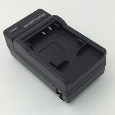 Battery Charger for PANASONIC Lumix DMC-TZ4 DMC-TZ5 DMC-TZ11 DMC-TZ15 DMC-TZ50