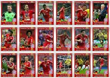 Bayern Munich European Champions League 2013 football trading cards