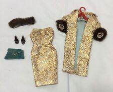 Vintage Barbie Doll Evening Splendor Outfit #961