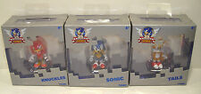 Sonic the Hedgehog 25th Anniversary ACTION FIGURE LOT of 3 Sealed NEW Tails SEGA