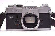 Canon FTb QL 35mm SLR Body
