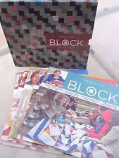 Magazine Box Set ~ MSQC BLOCK COLLECTOR'S SET ~ by Missouri Star Quilt Co