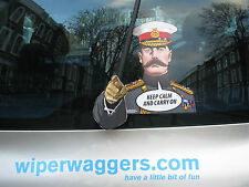 LORD KITCHENER - YOUR COUNTRY NEEDS YOU STICKER FOR YOUR CAR REAR WINDSCREEN