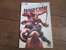 PETIT FORMAT BD COMICS SECRET INVASION 2 panini marvel 2008 edition variant 4000