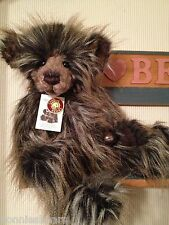 CHARLIE 2013 YEAR BEAR * Charlie Bears 2013 Part 1 Plush Collection * New w/tags