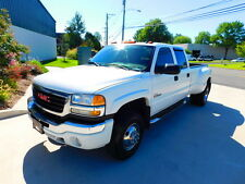 GMC : Sierra 3500 DUALLY 4x4