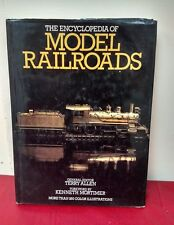 The Encyclopedia of Model Railroads - General Editor Terry Allen - Hardcover ✞
