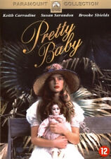 Pretty Baby NEW PAL Arthouse DVD Louis Malle Brooke Shields Susan Sarandon