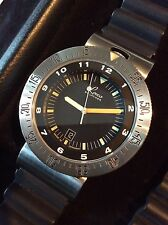 Laco by Larcher Marine Diver Watch-Limited Edition-RARE