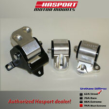 Hasport Motor Mounts 96-00 Civic EK Mount Kit for B or D Series 2-Bolt EKSTK-62A