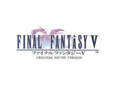 FINAL FANTASY V ORIGINAL SOUNDTRACK 2CDs OST album (Free shipping)