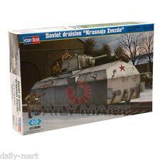 "HobbyBoss 1/72 82912 Soviet Draisine ""Krasnaja Zvezda"" Armored Train HobbyBoss"