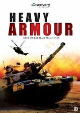 Best Of Extreme Machines - Heavy Armour (DVD, 2010, 2-Disc Set) Region 4