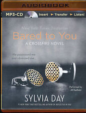 Audio book - Bared to You by Sylvia Day   -  MP3-CD