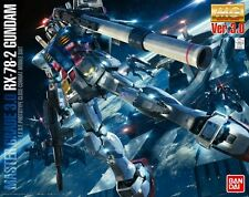 UK Seller! - RX-78-2 Gundam Master Grade Ver. 3.0 Mobile Suit Gundam 1/100 MG