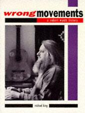 Robert WYATT Wrong Movements Book SAF Frith Tippett Hopper Bley Soft Machine OOP