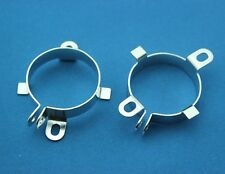 "10PCS 35mm 1-3/8"" Electrolytic Snap-in Capacitor iron Clamps Holders Tube Amps"