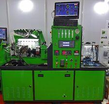 Dual Operator / Motor - Multipurpose Diesel Injector Pump, CRDI & EDC Test Bench