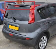 NISSAN NOTE REAR ROOF SPOILER NEW
