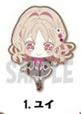 Diabolik Lovers Yui Rubber Cell Phone Strap Licensed NEW