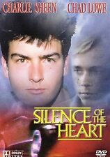 Silence of the Heart (DVD, 2005) RARE OOP 1984 CHARLIE SHEEN'S 1ST TV MOVIE MINT