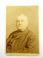 1880s Victorian Cabinet Card Photograph by H J Whitlock of Birmingham LAYBY AVA