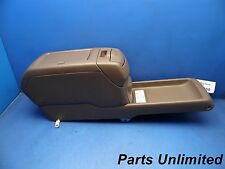99-03 Lexus Rx300 OEM center arm rest cup holder console compartment brown **