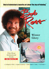 BOB ROSS, DVD Teaching Painting: WINTER GLORY, in Oils