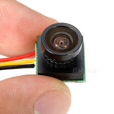 New HD Mini 700TVL 2.8mm Lens 170 Degree Wide Angle FPV Camera 5-12V NTSC MODE