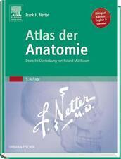 Atlas der Anatomie von Frank H. Netter 5. Auflage Taschenbuch OVP Elsevier