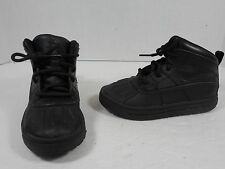 NIKE WOODSIDE ACG SNEAKERS SIZE 9.5C KIDS SHOES BLACK