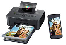 Canon Selphy CP910 Wireless Compact Photo Printer, 4x6 sheets, WiFi, Black