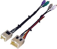 Car Stereo Radio Receiver Install Wiring Harness Plug For Installing CD Player