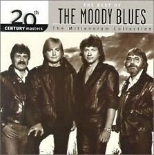 The Best of the Moody Blues 20th Century Masters(Millennium Collection) Audio CD
