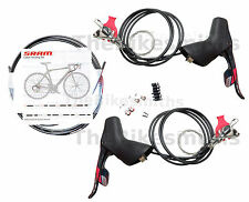 SRAM RED22 Hydraulic Disc Brake Calipers Shift Levers 2x 11 Speed Front Rear Kit