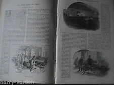 Brass Band Musical Instrument Army Making Besson Rare Old Antique Article 1894