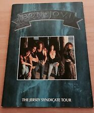 Bon Jovi - Heart Beat Live 89 Japan Only Tour Programme